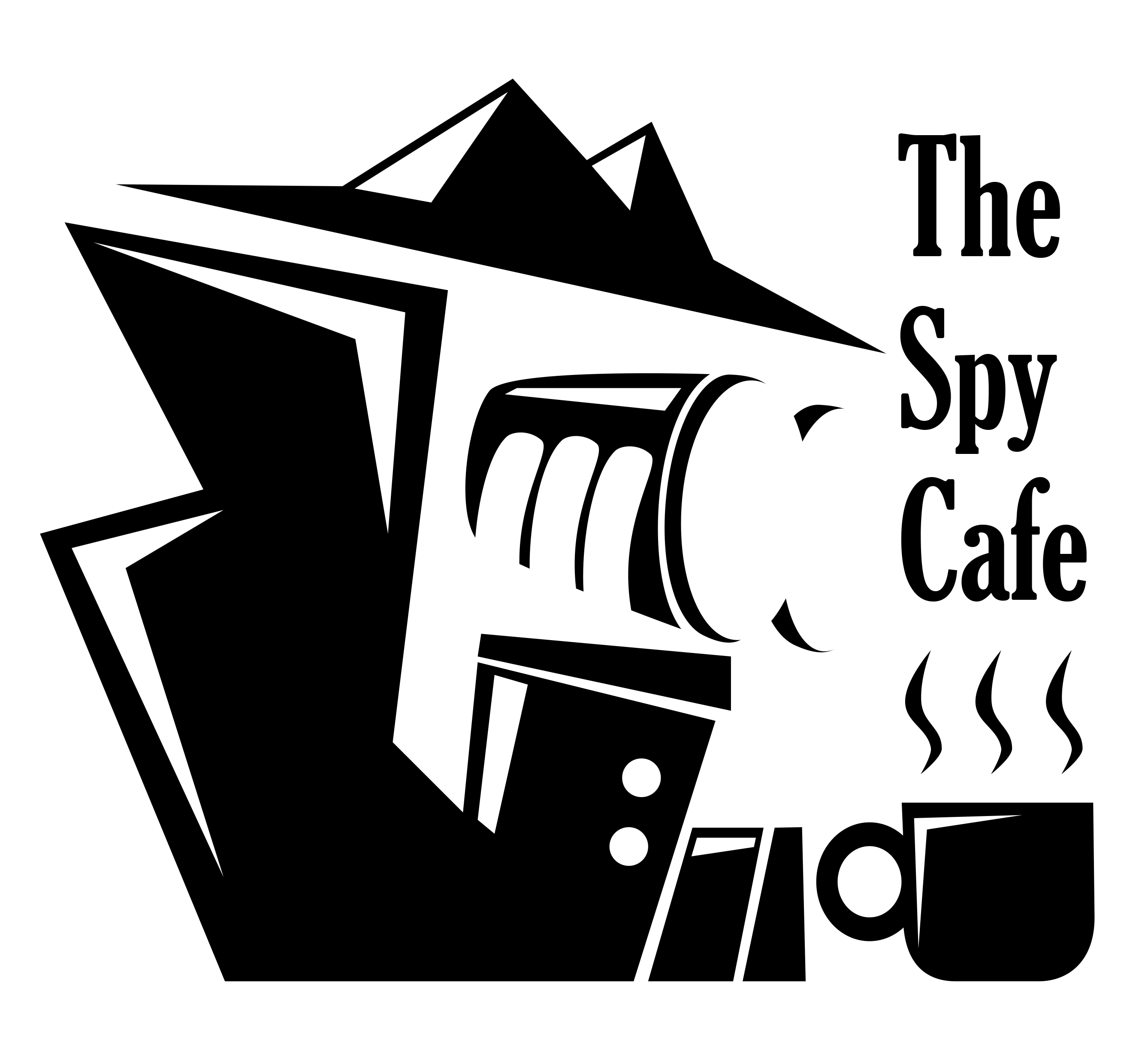 The spy cafe